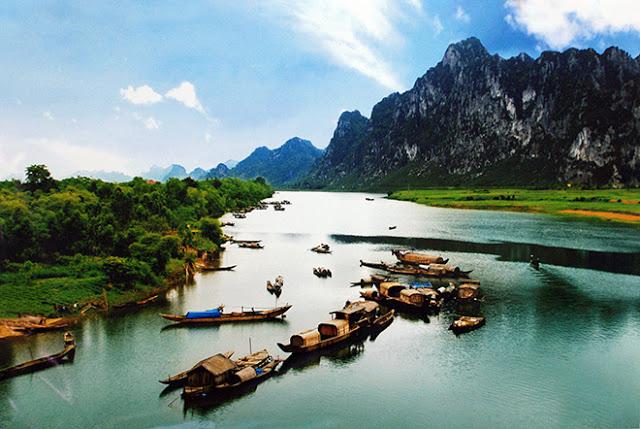 mua du lich Quang Binh